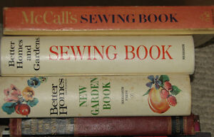 Several Hard Cover Sewing Books London Ontario image 1