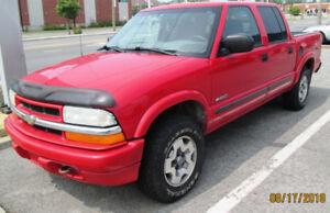 2003 Chevrolet S10 4 portes 4x4