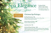 Christmas Spa Packages