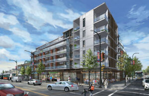 BRAND NEW RENTAL BUILDING MAIN & 49TH VANCOUVER, RENT FOR MAY 1