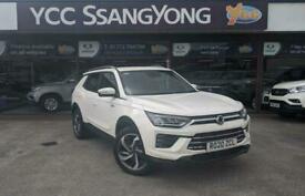 image for 2020 Ssangyong Korando 1.5 ULTIMATE Auto Estate Petrol Automatic