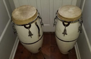 2 Congas for $200.00