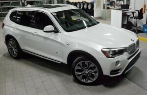 2015 BMW X3 xDrive28i-Toutes Options- WoW-