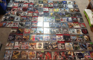 Over 150 Playstation 3 Games/Accessories/Console