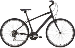 Hybrid/commuter bikes- All sizes available (XS, S, M, L)