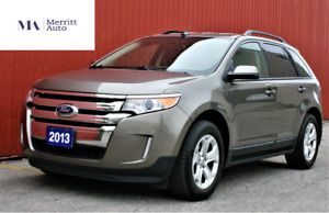 Ford Edge Sel Suv Crossover