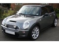 Mini Cooper S R53 2003 breaking all parts available spares or repair