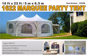 cheap cheap cheap 16'x22' Marquee Party Shelter Tent