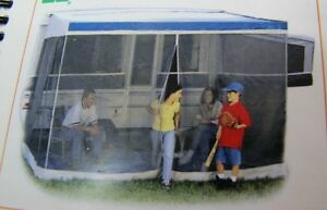 New 10 ft TrimLine RV Tent Trailer Screen Room  Tax Incl