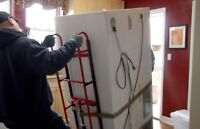 403-589-0779  SAMEDAY ANY APPLIANCE REMOVAL and DISPOSAL $50