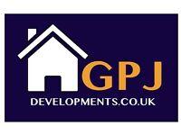 GPJ Developments - Won't be beaten on price!