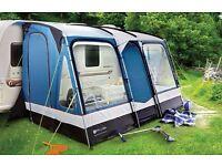 Compactlite Pro 325 caravan porch awning
