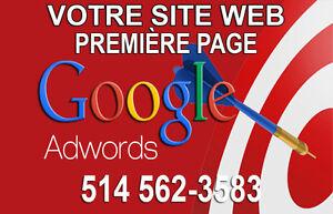 CONCEPTION SITE WEB | BOOSTER LE CLASSEMENT DE VOTRE SITE WEB