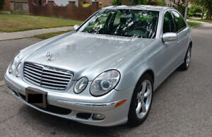 2006 Mercedes-Benz E-Class E320 CDI Deasel Sedan