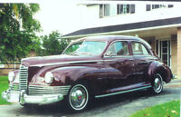 1946 PACKARD CLIPPER DELUXE - STRAIGHT EIGHT