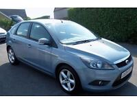 FORD FOCUS ZETEC 1.6 (IN STUNNING ICEBERG BLUE METALLIC)