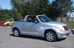 2005 Chrysler PT Cruiser Cabriolet 75200 kms !!!