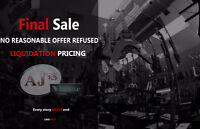 All Amps On Final sale