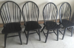 Solid Wood Chairs for Sale