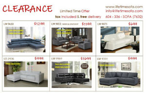 Don't miss out!!!     CLEARANCE SALE *******