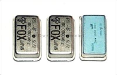 Tektronix 158-0344-00 F5l-4f Oscillator 100 Mhz For 2232 Series Oscilloscopes
