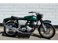 1968 Norton Commando Fast Back 750cc - Matching Numbers