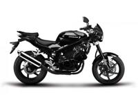 NEW HYOSUNG GT125 MOTORCYCLE