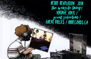 Retro Revolution Records ☆Vinyl Records Website ☆Join Today!