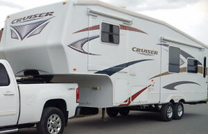 "Cruiser ""Fifth Wheel"""