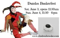 1st weekend of June, Buskerfest is coming!