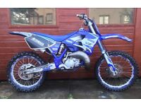 Yz125 mint condition