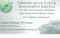 ACCOUNTING / BOOKKEEPING / TAX SERVICES