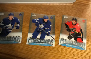 Tim Hortons Clearcut Hockey Cards