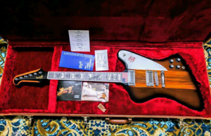 2017 Gibson firebird bargain!
