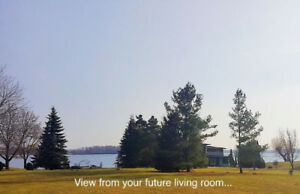 CORNWALL, ONTARIO - Waterview building lot, St. Lawrence River