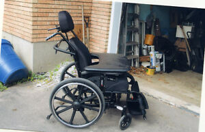 ORION WHEEL CHAIR