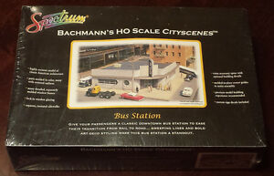 HO Scale Model Building Kits - DPM, Life-Like, Walthers