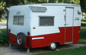 Shasta Compact Camper - Completely Restored