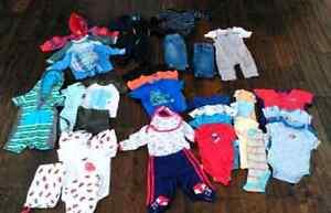 Vêtements garçon 3 mois