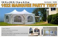 FREE Shipping on a variety of Pop-up, Marquee, and Party Tents