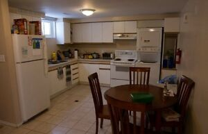 Spacious, bright 3 bedroom lower level