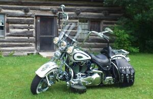 Harley Davidson Softail Héritage Springer 1998