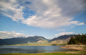Rare Waterfront Property near Revelstoke, BC