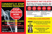 Stop Smoking NOW! In 1 Hour. Up to 94% Success Rate!