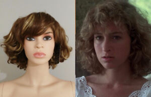BRAND NEW: Deluxe Dirty Dancing BABY Cosplay Wig