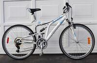 NAKAMURA SOLANO 18 SPEED ROAD BICYCLE MOUNTAIN BMX BIKE