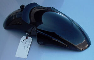 YAMAHA FZ-6R FRONT FENDER.  BLACK.  PERFECT.  2009