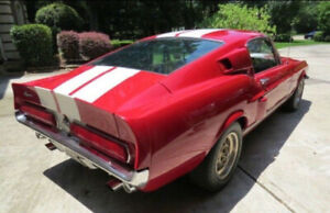 WANTED 1965-1969 ford mustang fastback ANY CONDITION