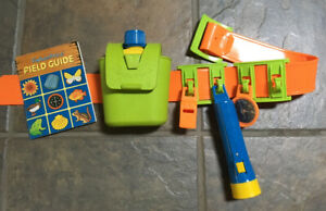 Vintage Fisher Price Explorer kit