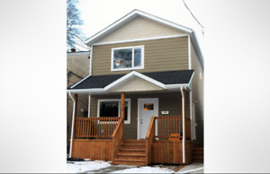 Gorgeous new 800 sq. ft. 2 bedroom second level unit